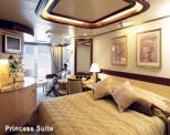 INFORMATIONS/DEALS - Queens Grill Suite Cunard Cruise Line Queen Elizabeth Qe