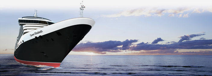 INFORMATIONS/DEALS - CUNARD Queen Elizabeth Cruise Line 2018/2019/2020